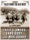 Tales from the Old West, Volume 1 (MP3)